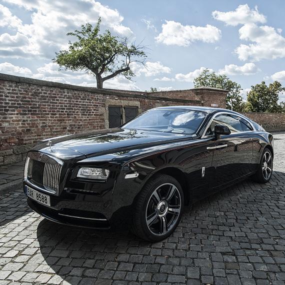 Rolls Royce: Luxus, který má styl!