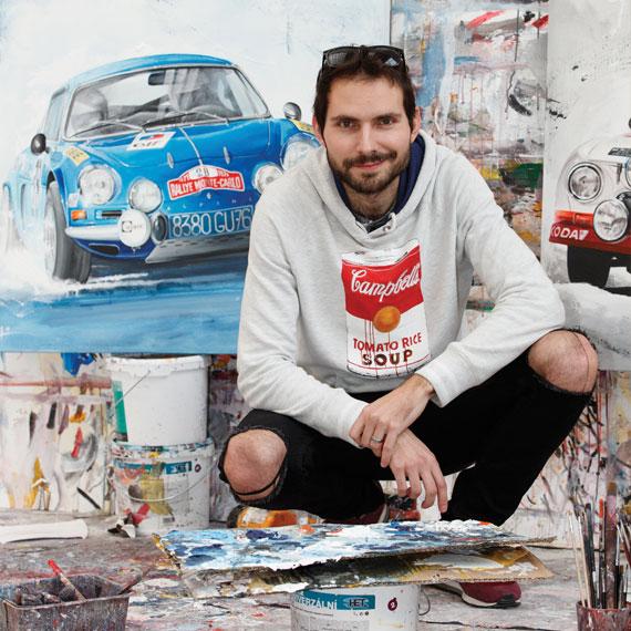 Tom Havlásek: Pocta legendám motorsportu
