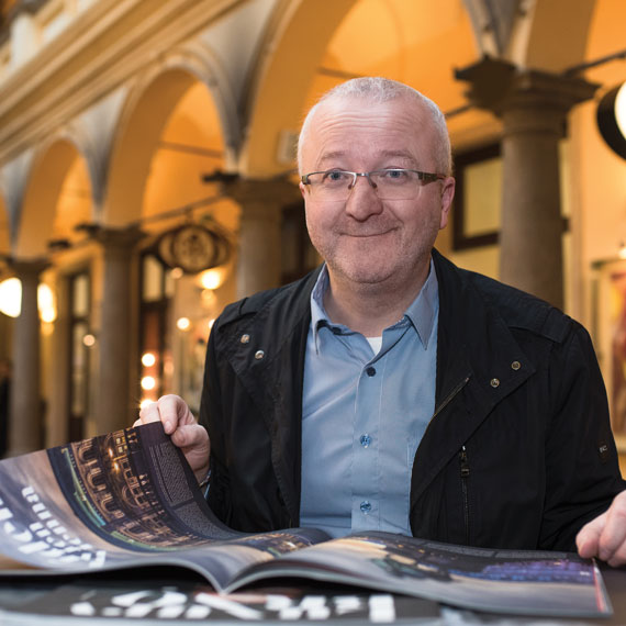 Radim Jančura: Brno je nejlepší město pro život