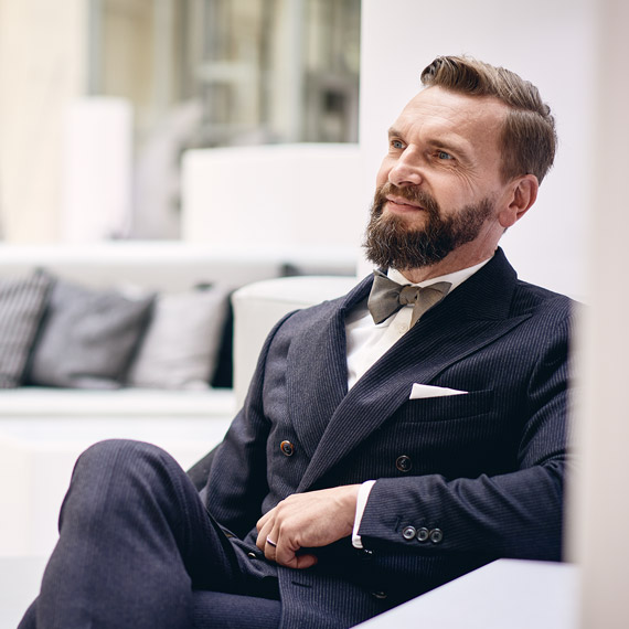 Daniel Šmíd: Arbiter Elegantiarum